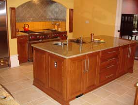 Custom Cabinetry from East Oberlin Cabinets